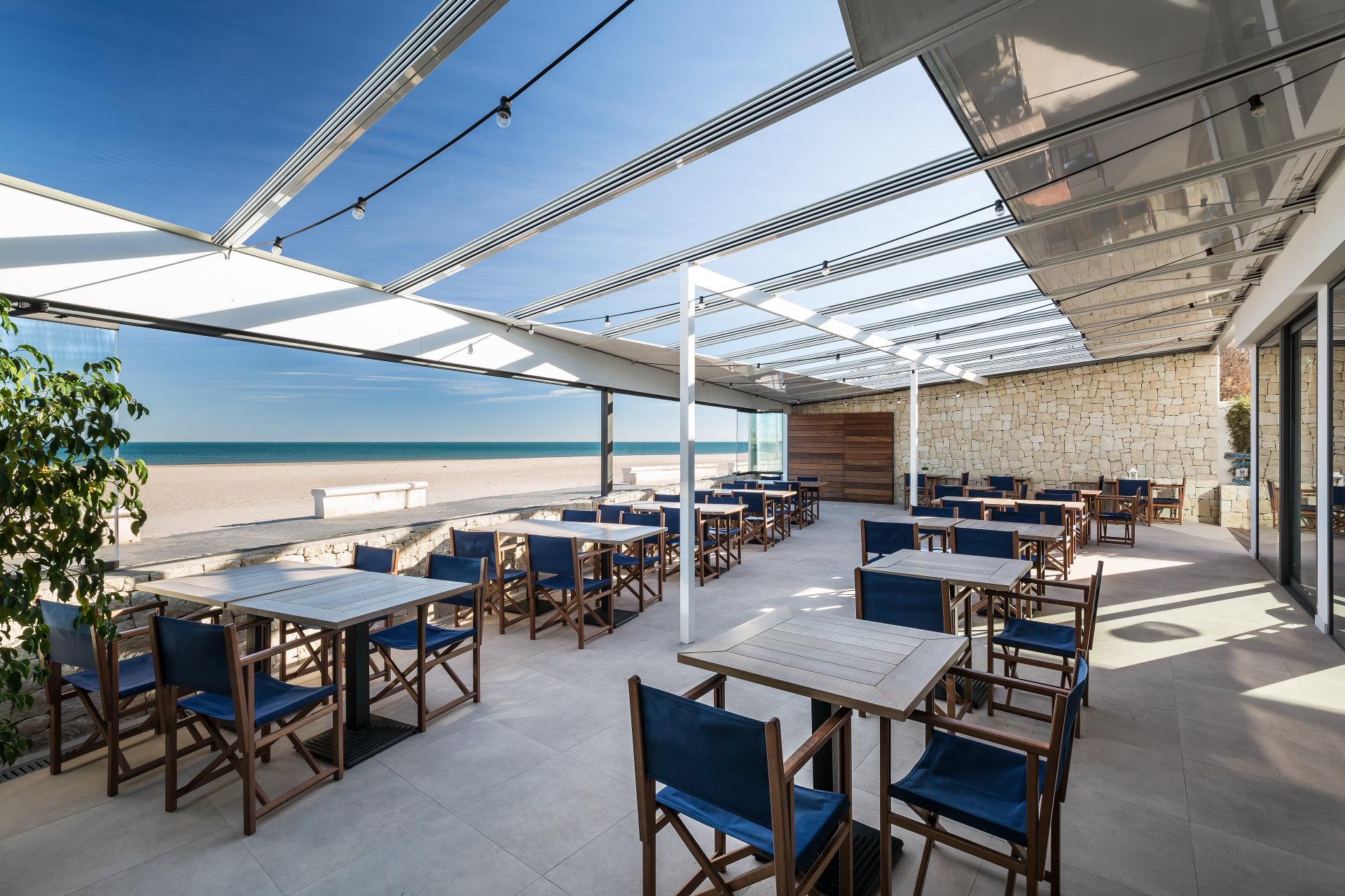 Restaurante la ferrera valencia versea fotograf a arquitectura - Restaurante en pinedo ...