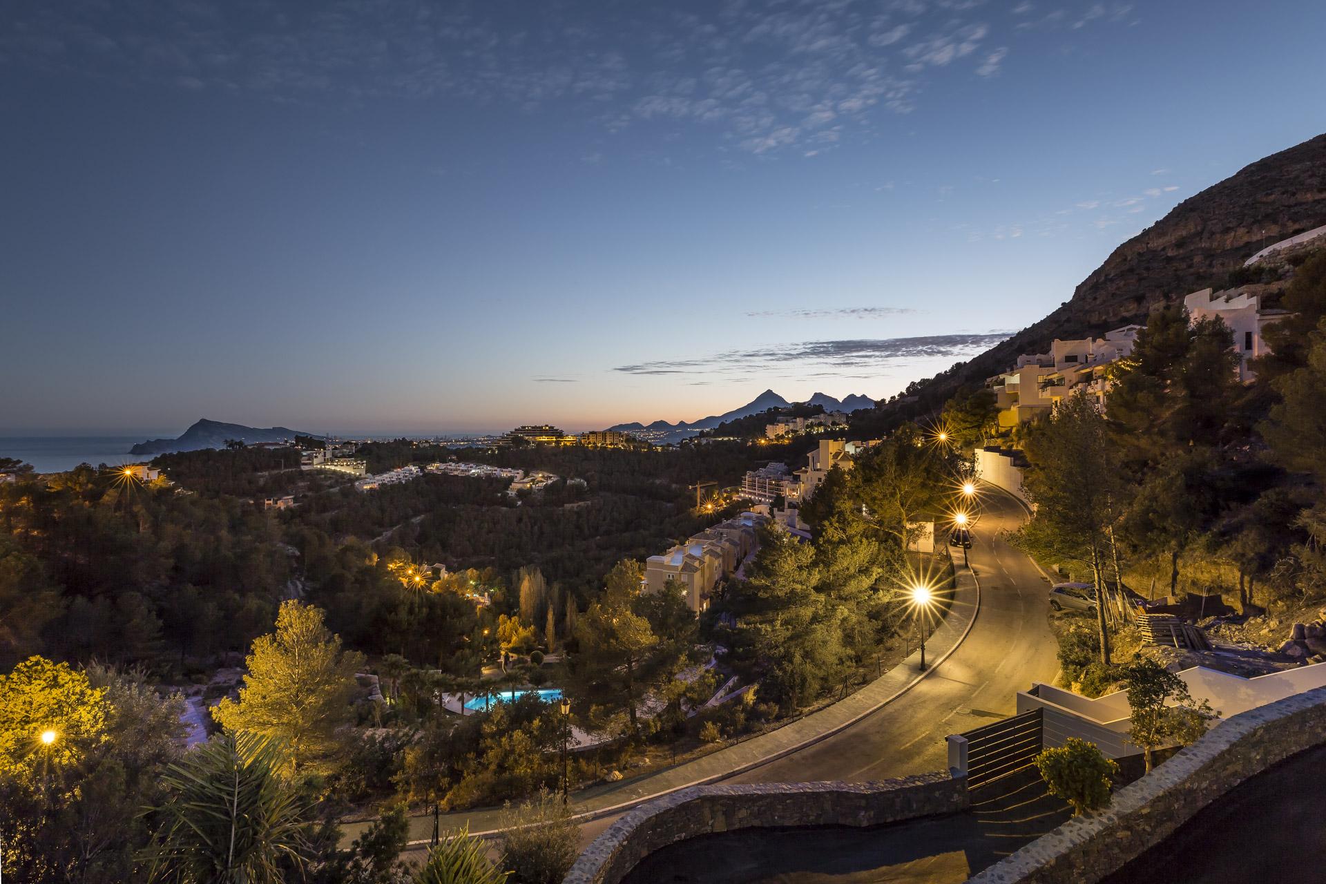 Vivienda en Altea Hills