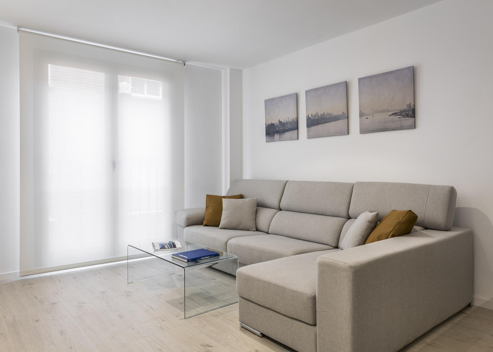 Reforma apartamento en Guillem de Sorolla