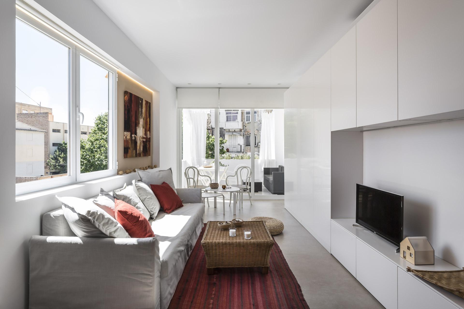 Reforma apartamento en Guillem de Castro