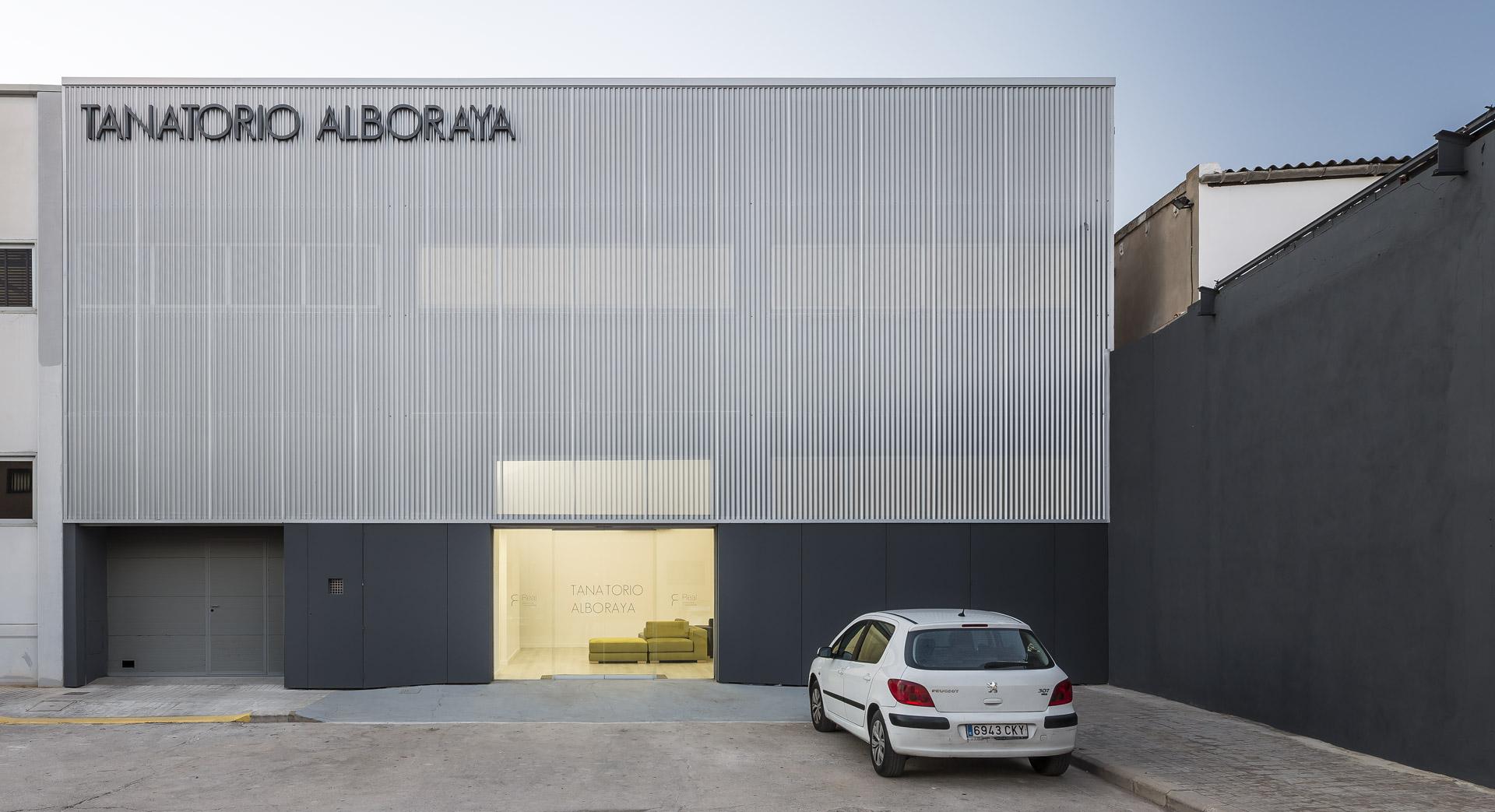 Tanatorio Alboraya